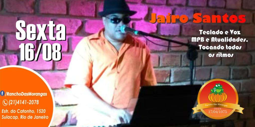 Jairo dos Santos (tocando todos os ritmos)
